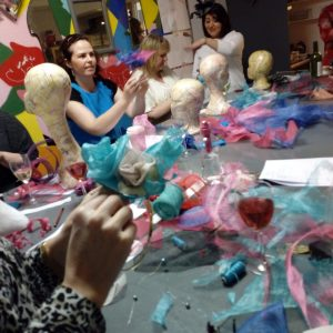 millinery class