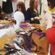 afternoon tea millinery class