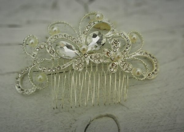 Jeweled Hair Piece