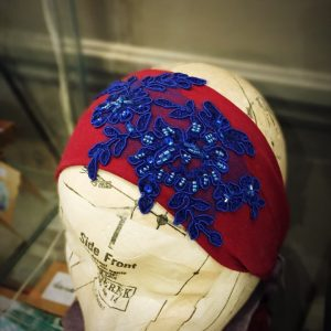 Red and Blue headband