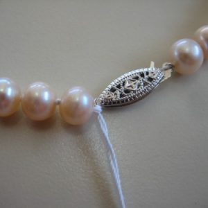 pearl jewellery making
