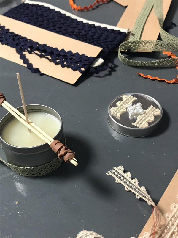 candles making