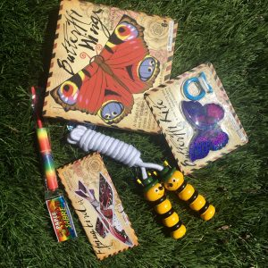 kids out door entertainment kit